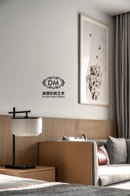 海南三亞樂東龍棲灣新半島酒店度假村小戶型樣板間
