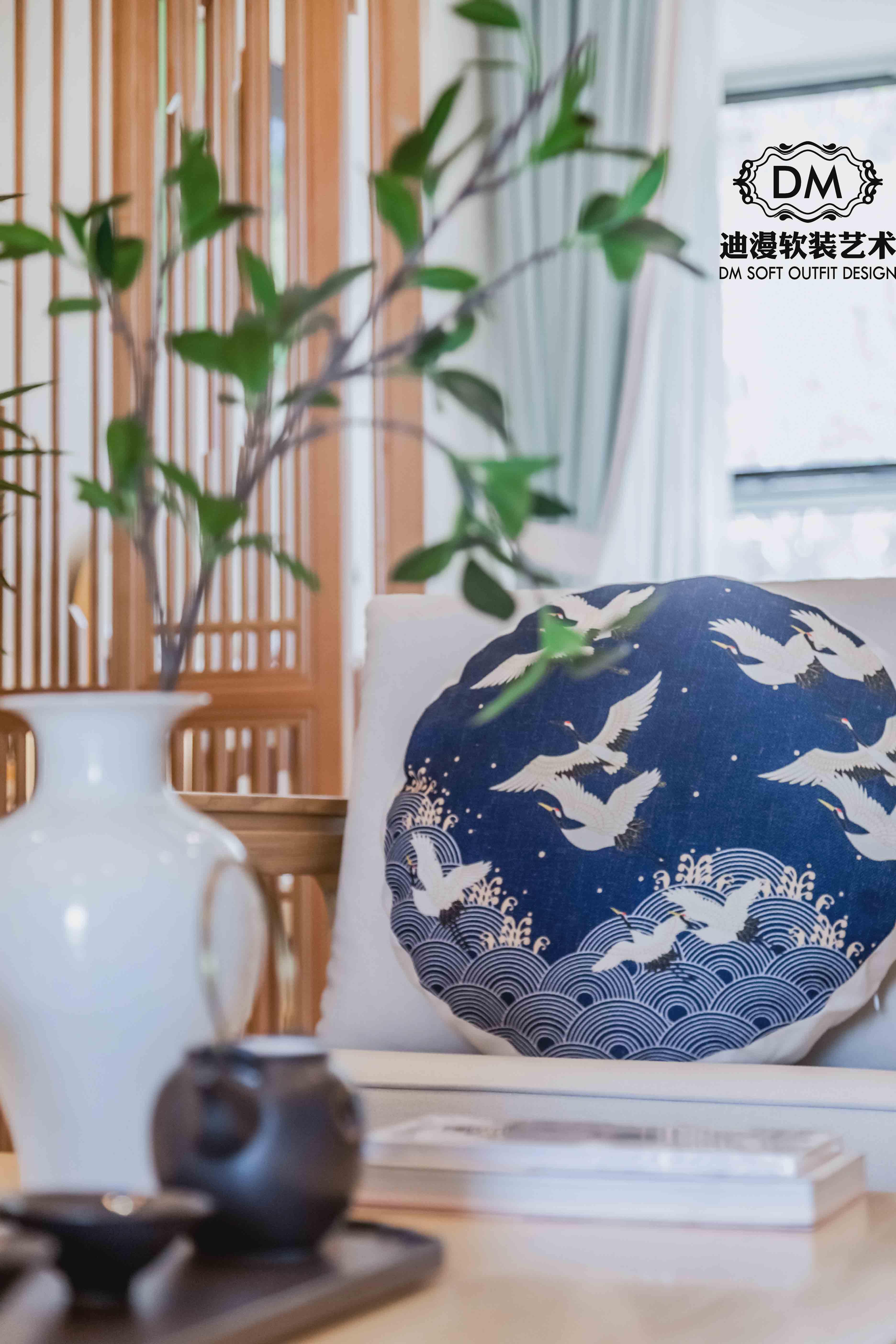 山東煙臺龍口翔海森林小鎮日式風格樣板房