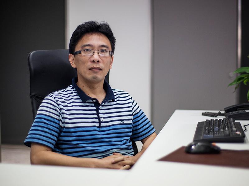 周毅雄 工程技術總監