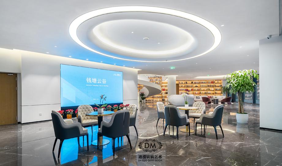 浙江杭州钱塘云谷展示中心