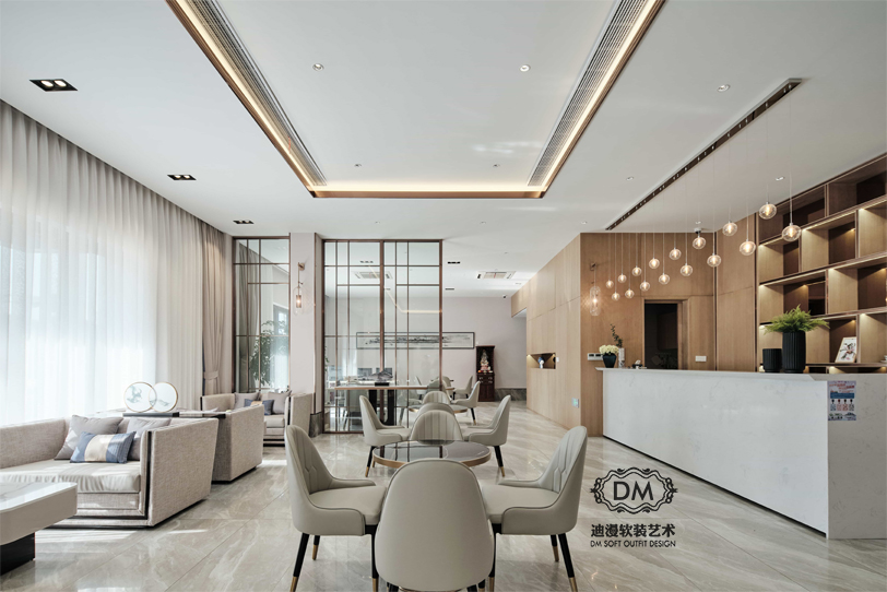 上海正阳铂璟湾售楼部